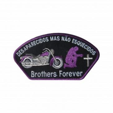Emblema, patch desaparecidos mas não esquecidos