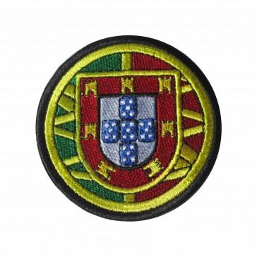 Patch brasão de armas Português