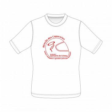 T-Shirt  B&C Exact 190 Unisexo de manga curta
