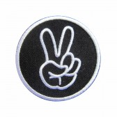 Emblema, Patch Cumprimento Motard