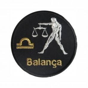Emblema, Patch Balança do Signo do Zodiaco