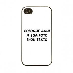 Capa para proteção do iPhone 4/4S.