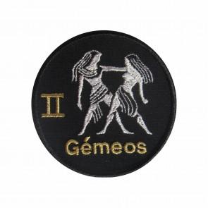 Emblema, Patch Gémeos do Signo do Zodiaco