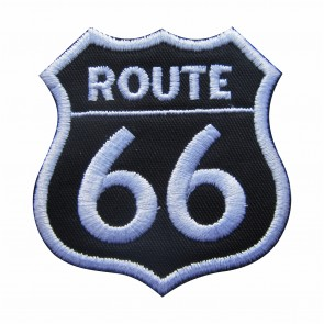 Emblema, Patch  Route 66