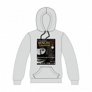 Sweatshirt B&C Hooded com capuz Unisexo