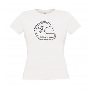 T-Shirt  B&C Exact 150 Senhora de manga curta