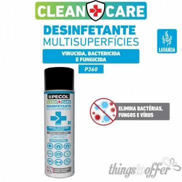 Spray Desinfetante Superfícies P360 Lavanda 600ml