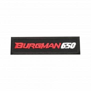 Emblema, Patch Burgmam 650