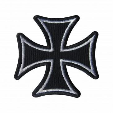 Emblema, Patch Cruz de Malta Branca
