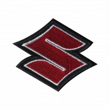 Emblema, Patch  Motard Marca Suzuki (só o S)