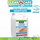 Sabonete Liquido Antibacteriano CLEAN+CARE 5 Litros