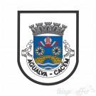 Emblema, patch Cidade de Agualva-Cacem