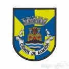 Emblema, patch Cidade de Almada