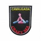 Emblema, Patch, Crazy Sex - Cavalgada