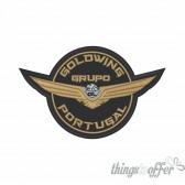 Emblema, Patch  Grupo Goldwing Portugal