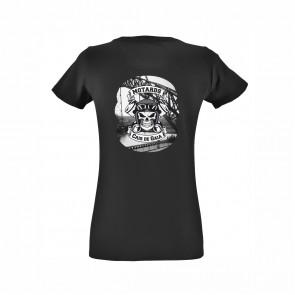 T-Shirt de Senhora SOL's Regent Women de manga curta