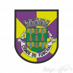 Emblema, patch Cidade do Funchal