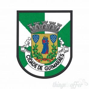 Emblema, patch Cidade de Guimarães