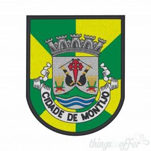 Emblema, patch Cidade do Montijo