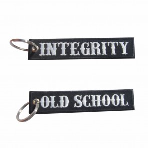 Porta-Chaves bordado Old School – Integrity