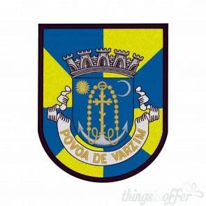 Emblema, patch Cidade da Povoa de Varzim