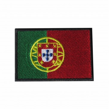 Rectangular Portuguese Flag