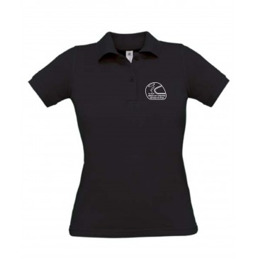 Polo B&C Safran Pure Woman short sleeve