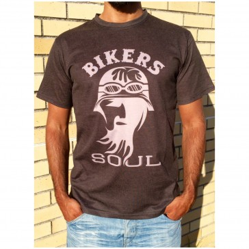 T-shirt Unisex B&P bikers Soul short sleeve