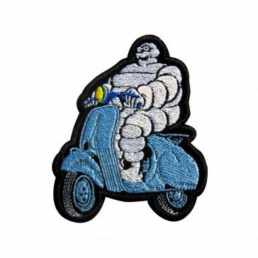 Vespa Michelin Man