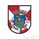 Embroidered patch city of Faro