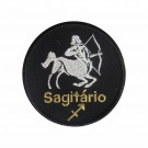 Zodiac Sagittarius Embroidered Patch