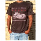 T-shirt Unisex B&P Live to Ride short sleeve