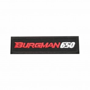 Embroidered patch Burgman 650