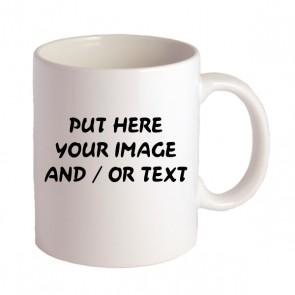 Ceramic Mug 11 oz Personalized