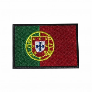 Rectangular Portuguese Flag
