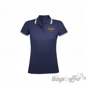 "Polo Women SOL's Passadena short sleeve ""Grupo Goldwing Portugal"""