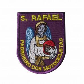 Embroidered patch São Rafael