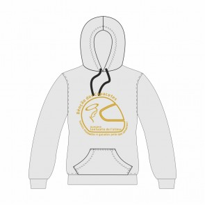 Sweatshirt  Sol's Snake, hooded Unisex