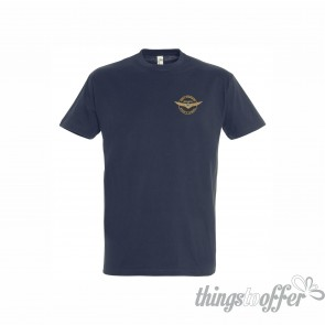 T-shirt Unisex SOL's Imperial Short Sleeve Grupo Goldwing Portugal