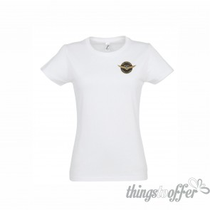 T-shirt Sol's  Imperial Women Short Sleeve from Grupo Goldwing Portugal