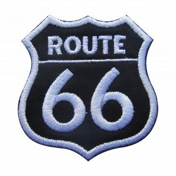 Parche Bordado Route 66