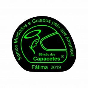 Adhesivo con el logotipo del evento 2019.