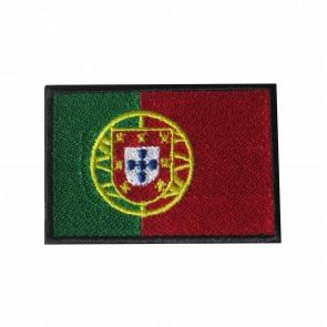 Bandera Portuguesa Rectangular