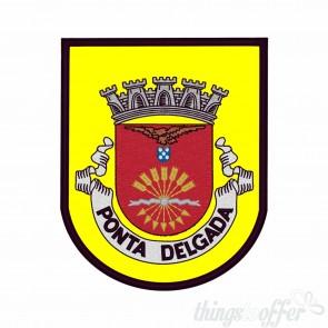 Parche Bordado ciudad de Ponta Delgada
